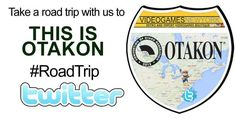 #roadtrip @Otakon Live tweet this weekend over on our twitter @VideoGamesNYC!