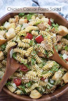 50+ Perfect Pasta Salads - Julie's Eats & Treats