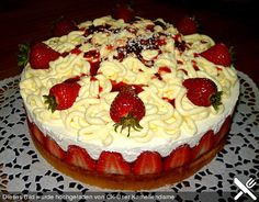Spaghetti - Torte à la Kameliendame