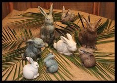 Peter's Pottery | Our Pottery, Animals