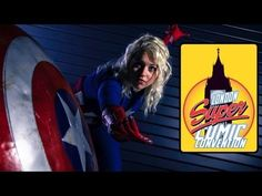 Cosplay - London Super Comic Con - Cosplay Music Video - YouTube