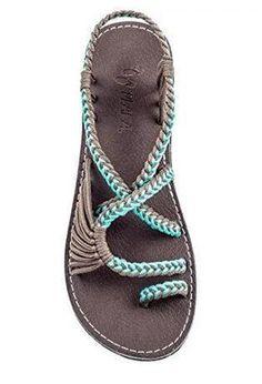 ba159832742c9d Ivy - Boho Gladiator Sandals. Beach ShoesBeach SandalsWomen s ...