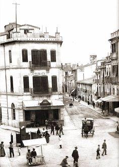 Bar Negresco. Puerta del Sol- 1918 . CS