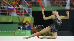 rhythmic gymnastics rio 2016 - Buscar con Google