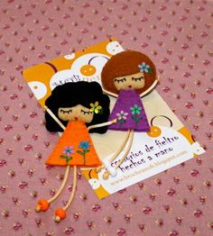 dolls felt-