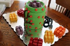 Scentsy Cake and chocolate bars