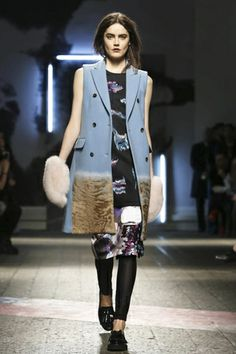 MSGM Ready To Wear Fall Winter 2014 Milan - NOWFASHION