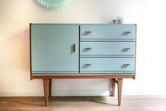 Commode vintage eglantine 1 - Relooking meuble vintage ...