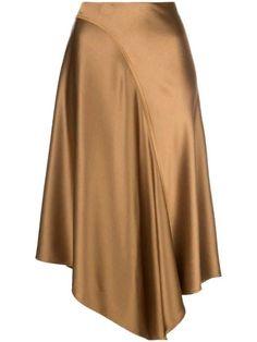 Women Skirt Summer Dresses Mommy And Me Outfits Anarkali Dress Black Plaid Skirt Lime Green Skirt Skirt Outfits, Dress Skirt, Satin Midi Skirt, Anarkali Dress, Asymmetrical Skirt, Classy Dress, African Fashion, Designer Dresses, Modest Fashion