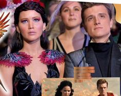 """Our star-crossed lovers of District 12, who suffered so much and enjoyed so little the rewards of our victory!!"""