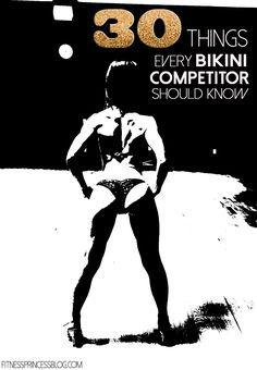 This is a great read for all competitors. I was completely clueless a year ago when I (unknowingly) made a decision that would completely change my life. The journey into your first bikini competition is one riddled with the unknown, a ser. Bikini Competition Prep, Fitness Competition, Figure Competition, Competition Time, Physique Competition, Bikini Fitness, Bikini Workout, Npc Bikini Prep, Bodybuilding Competition