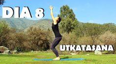 Elena Malova: Día 8 - Utkatasana Yoga Challenge #malovayogachallenge1