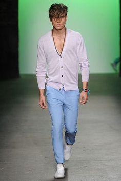 Asaf Ganot Spring Summer 2016 Primavera Verano - #Menswear #Trends #Tendencias #Moda Hombre - New Yoek Fashion Week - Male Fashion Trends