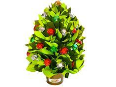 Chocolate Christmas Tree, Medium