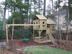 Superieur Backyard Playground | Hand Crafted Wooden Playsets   Gallery