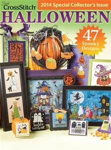 Le magazine Just CrossStitch Halloween 2014 est disponible !