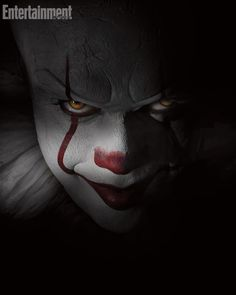Coulrophobia. No need to look it up. It's what you're feeling right now. The unreasonable fear of clowns. Maybe it's not so unreasonable. Look below and you'll lay eyes on the first look at Pennywise the Dancing Clown from next year's film adaptation of Stephen King's It, with Bill Skarsgård taking on the role of the most fearsome creature to ever clutch a bouquet of balloons.