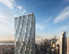 Gallery of Studio Gang Unveils Images of Rippled Condominium Tower in Brooklyn, New York - 3