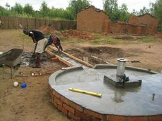 foraje puturi apa - constructia unui put