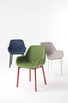 Clap Armchair by Patricia Urquiola for Kartell