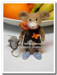 Darling Handmade craft ideas Fröken Elsas virkblogg