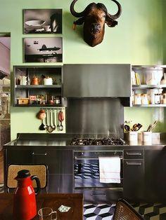 Arkpad kitchen