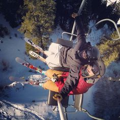 10 Reasons Why You Should Ski With The One You Love - chrissykay Ski Bunnies, Oakley, Ski Season, Winter Photos, Snow Skiing, Whistler, Snowboarding, Cute Couples, Kayaking
