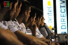 Liga Sudamericana de Básquetbol / FINAL Aguada - Uniceub | Galeria de Fotos Hinchada Aguatera