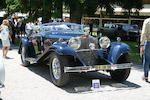 <B>1935 MERCEDES-BENZ  500K CABRIOLET A<br /></B>