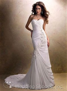 Bridal Gowns Maggie Sottero  Hillary Bridal Gown Image 1