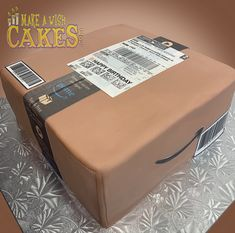 ❤️🎂📦 Love our Amazon packages, and this one..... is a cake! 📦 #amazonlover #amazonfinds #thisoneisacake #makeawishcakes Theme Cakes, Make A Wish, Best Memories, Custom Cakes, Yummy Cakes, How To Make Cake, Cake Decorating, Special Occasion, Birthdays