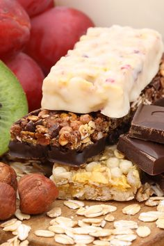 Low Glycemic Index Nutrition Bars | The Good Calorie