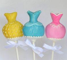 Cake Pop Disney Princess