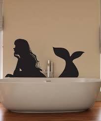 Image result for mermaid wall decals