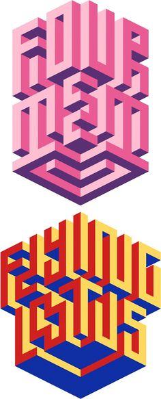 best typography design via webneel.com