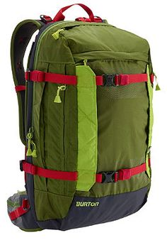 BURTON Riders 25L Backpack avocado ripstop