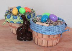 Bushel baskets as Easter baskets! Bushel Baskets, Easter Baskets, Easter Ideas, Happy Holidays, Desserts, Crafts, Color, Tailgate Desserts, Happy Holi