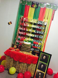Bob Marley Party Servicio de catering en PR 787-299-1380