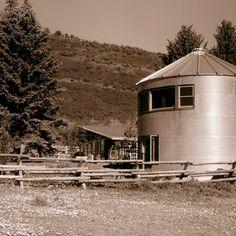 silo homes | Grain Silo Homes: Grain Silo Homes Design Classics – Nazagreen