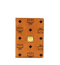 4d2ed12b4e226 HERITAGE PASSPORT HOLDER Mcm Wallet