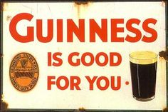Guinness slogan