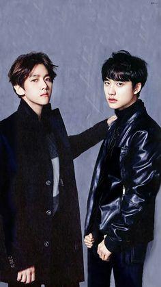 BAEKHYUN AND D.O EXO