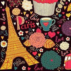 Do you like Paris? #Paris #romantic #cityoflove #Qriosando