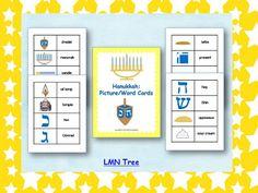 LMN Tree: A Hanukkah Free Activity