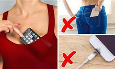 Scientists Reveal the 10 Places Where It's Not a Good Idea to Keep Your Phone - Info Ideal Headache And Dizziness, Find A Person, Free Sims, 7 Places, Smartphone, Big Battery, Electromagnetic Radiation, Phone Hacks, You Have No Idea