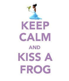 I fucking hate frogs!!! I'd rather SLAM MY TOUNG IN A CAR DOOR than kiss a frog.