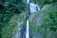 """Waterfall """"Chorro de Doña Juana"""""""