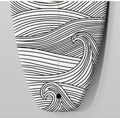 Image result for black and white surfboard designs