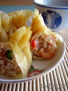 Shimp dumplings - Dim Sum