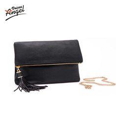 $9.28 (Buy here: https://alitems.com/g/1e8d114494ebda23ff8b16525dc3e8/?i=5&ulp=https%3A%2F%2Fwww.aliexpress.com%2Fitem%2FWomen-Messenger-Bags-Women-Bag-Brand-High-Quality-PU-Leather-Chains-Bag-Ladies-2015-New-Fashion%2F32400794600.html ) 2016 Famous Brands Women Leather Handbags Designer Women Bag Clutch Bag High Quality Shoulder Messenger Bags Luxury Hand Bags for just $9.28